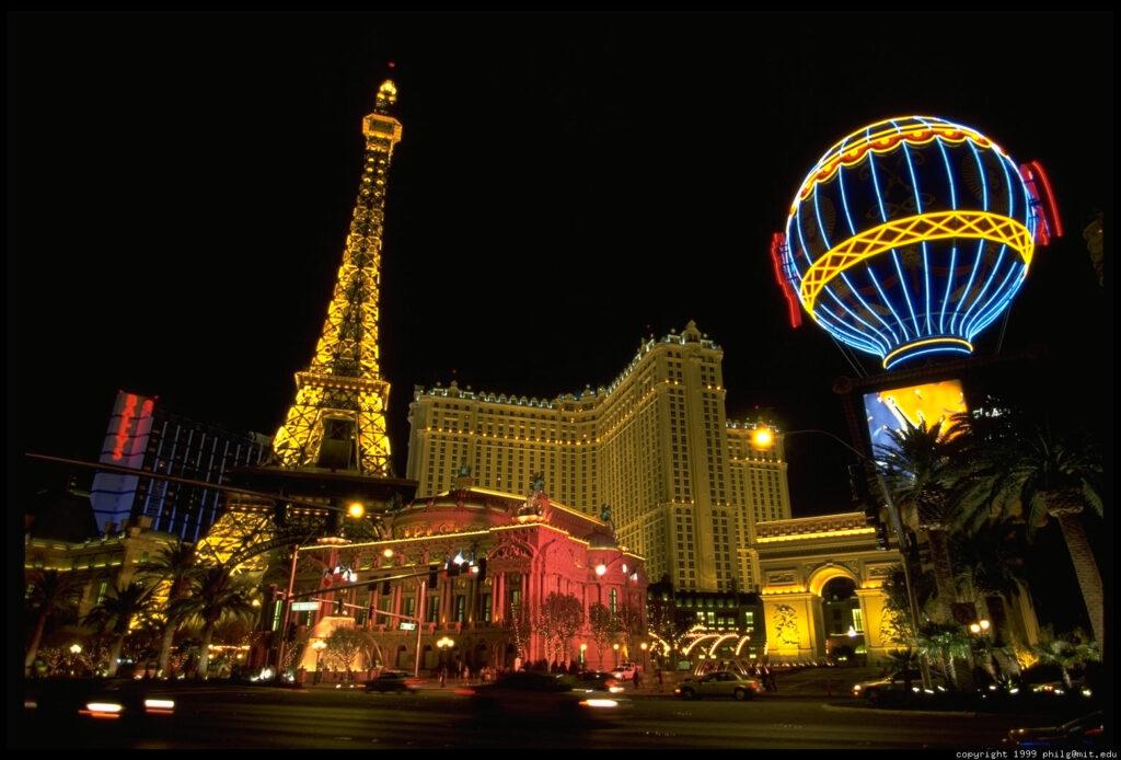 Las Vegas Vacations Thumbnail